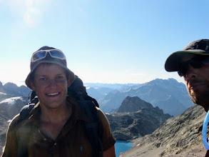 Photo: Eccoci qua! Leo ed io in cima al Perdiguere!