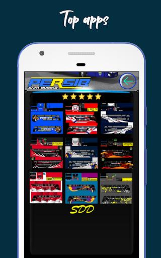 Mod Bussid Bola 1.1 screenshots 4