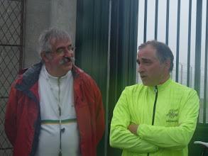 Photo: Pierre TESTES et Bernard AUSSILLOU