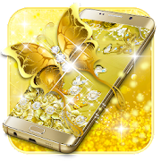 Golden Butterfly  Luxury Launcher