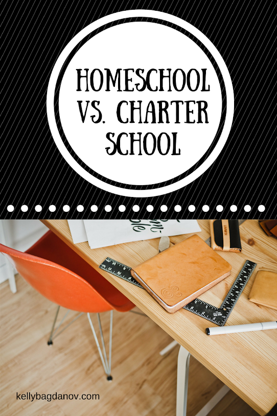 Homeschool vs charter...does it matter?