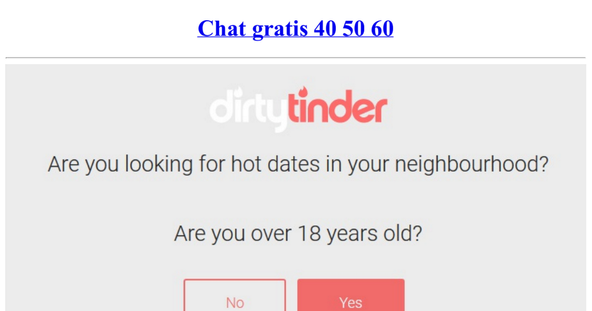 chatgratis40
