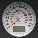 GPS Speed Pro icon