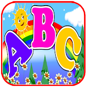 ABC English alphabets for kids