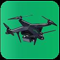 Corrida Drone icon