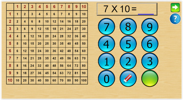math learning game for kids screenshot