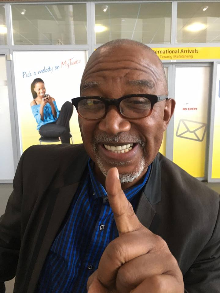 "Sipho ""Hotstix"" Mabuse says he wasn't touched that Mark Fish confused him for Bra Hugh Masekela."