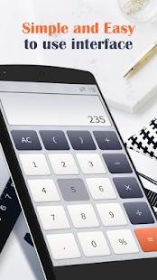 Calculator Plus + - easy calculator - náhled