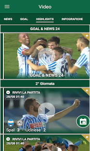 Serie A TIM- miniatura screenshot