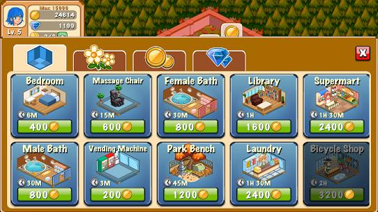 Hotel Story: Resort Simulation 3