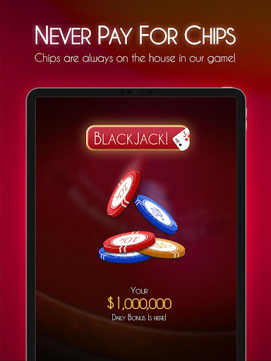 Blackjack! u2660ufe0f Free Black Jack Casino Card Game 1.7.0 screenshots 16