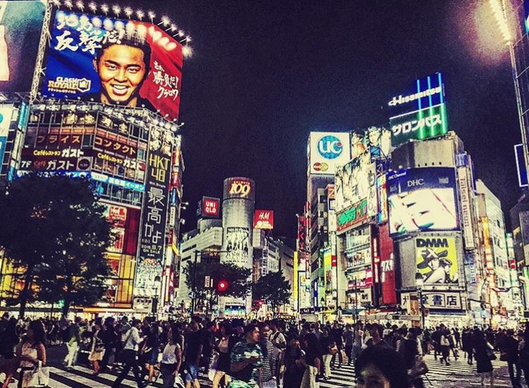 I colori di Shibuya  di LucaCr89