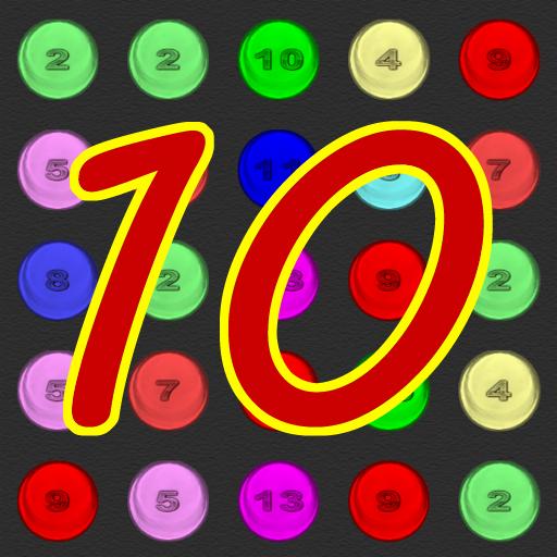 只要得到10具有超強的球 / Just Get 10 解謎 LOGO-玩APPs