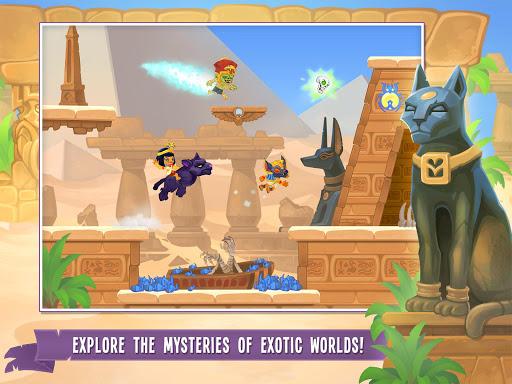 Dash Legends Multiplayer Race screenshot 5