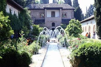 Photo: 021- Andalousie-Grenade l'Alhambra