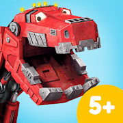 App Icon for DINOTRUX: Trux It Up! App in Czech Republic Google Play Store