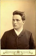 Photo: Generaldirektør R. Blakstad, 1884