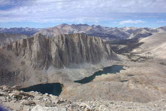Photo: Hitchcock Lakes, Mount HItchcock, Great Western Divide