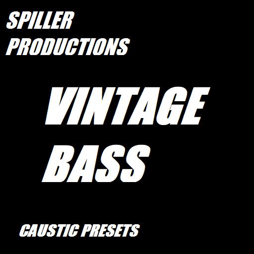 Caustic Vintage Bass Presets