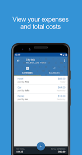 Tricount - Split bills & manage group expenses Screenshot