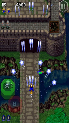 GUNBIRD classic screenshot 9
