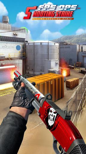 FPS OPS Shooting Strike : Offline Shooting Games screenshots 1