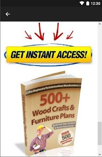 Woodworking Plans & Woodworking Designs - náhled