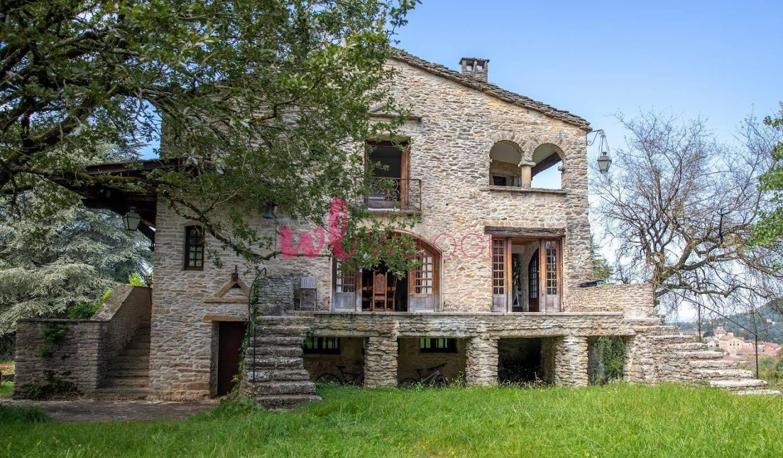 Maison avec terrasse Crémieu