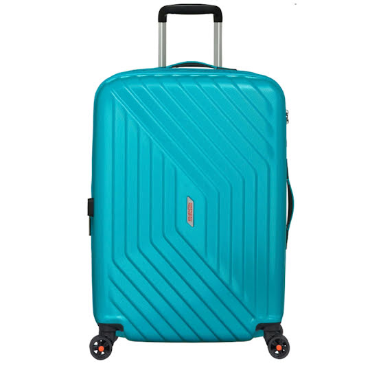 American Tourister - Air Force One Spinner M Turkos