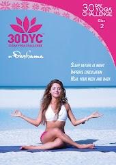Dashama Konah Gordon - 30DYC: 30 Day Yoga Challenge With Dashama Disc 2