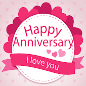 Anniversary Greetings Cards