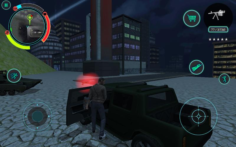 Battle Angel Screenshot 2