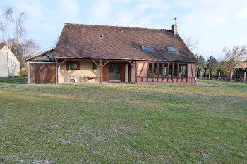 maison à Bouzy-la-Forêt (45)