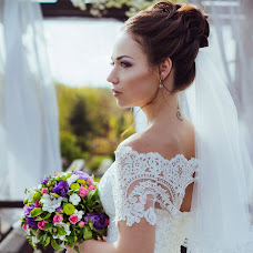 Wedding photographer Alina Tkachenko (aline27). Photo of 13.01.2017