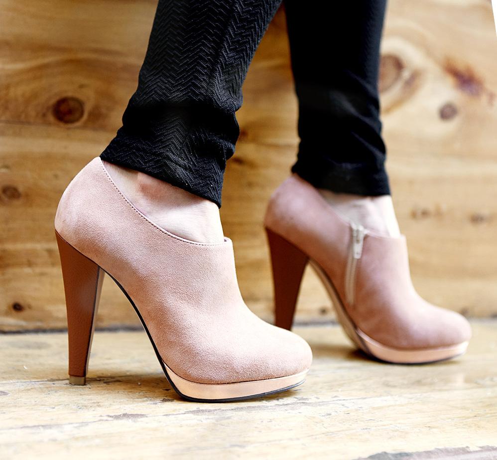Misez sur vos boots- Les 2 boots indispensables