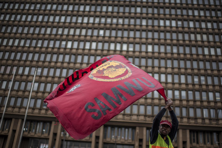Samwu western region secretary Siseko Siyothula said officials were not allowed to leave council chambers on Wednesday afternoon.