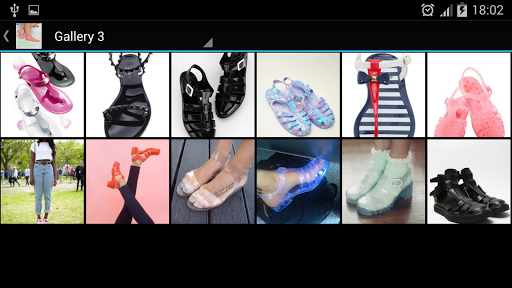 玩生活App|Jelly Sandals免費|APP試玩
