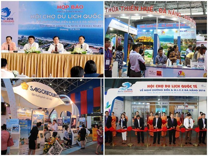 Ảnh: Hội chợ du lịch quốc tế về nghỉ dưỡng biển và M.I.C.E