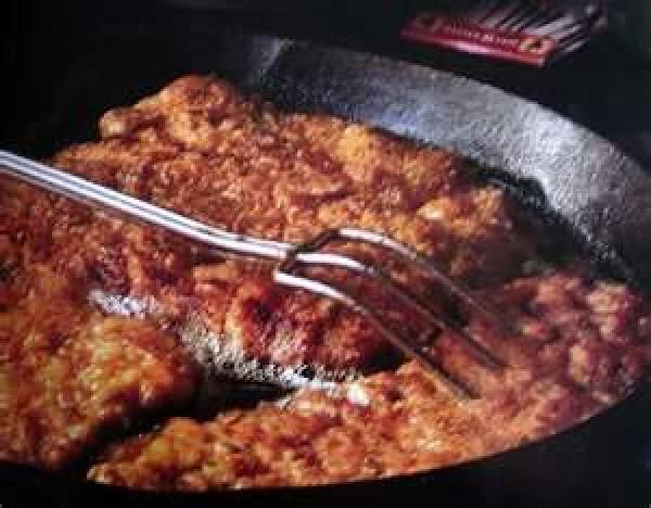 Buttermilk Chicken Fried Steak Recipe