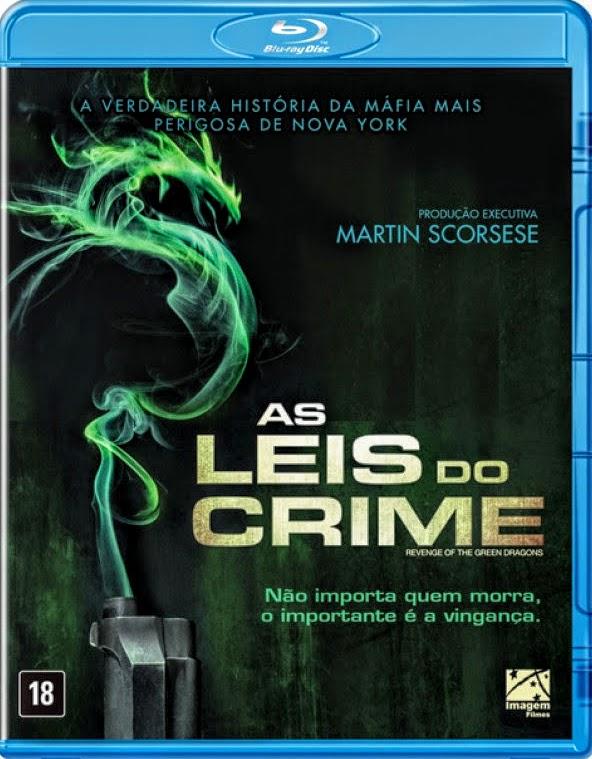 Filme Poster As Leis do Crime BDRip XviD Dual Audio & RMVB Dublado