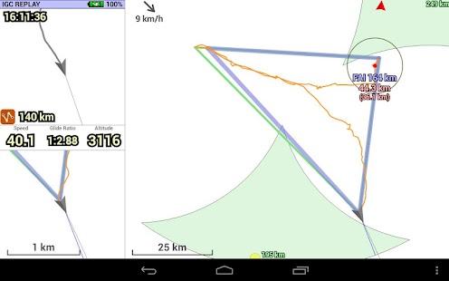 XCTrack Screenshot