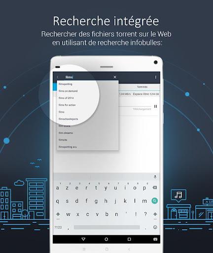 MediaGet - torrent client screenshot 11