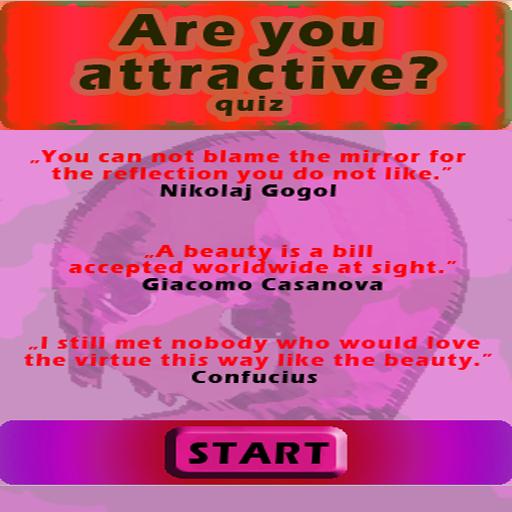 Are you quiz attractive