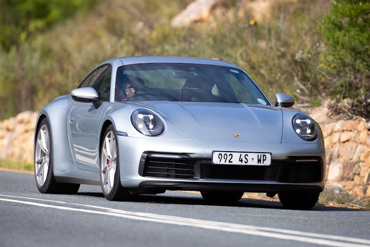 The Sharpest Most Handsome Porsche 911 Yet