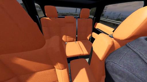 Jeep Driving Grand Cherokee 3D