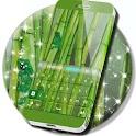Bamboo Theme Keyboard icon