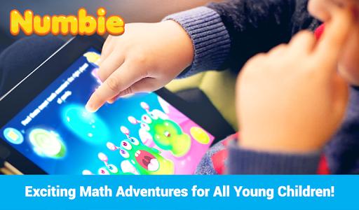 Math for Kindergarten. Numbie