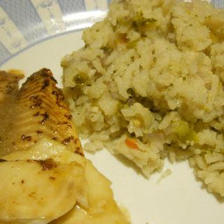 Vegetable Rice Pilaf