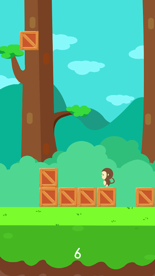 Run Monkey Run- screenshot