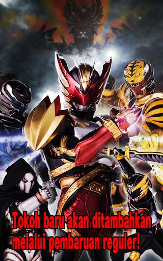 SATRIA HEROES /from Satria Garuda BIMA-X and MOVIE 1.08 10